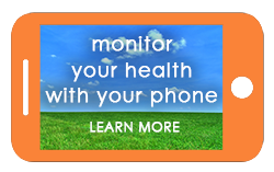 monitor your health on your phone